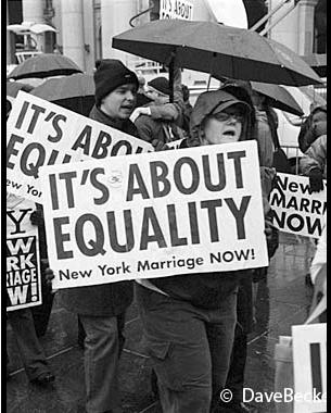 equal rights for gays